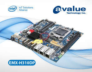 Avalue EMX H310 DP