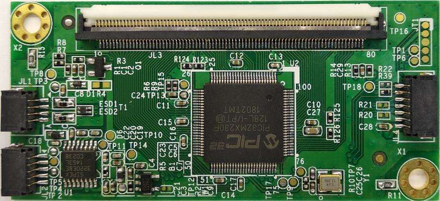 AMT PM6601 Controller Board