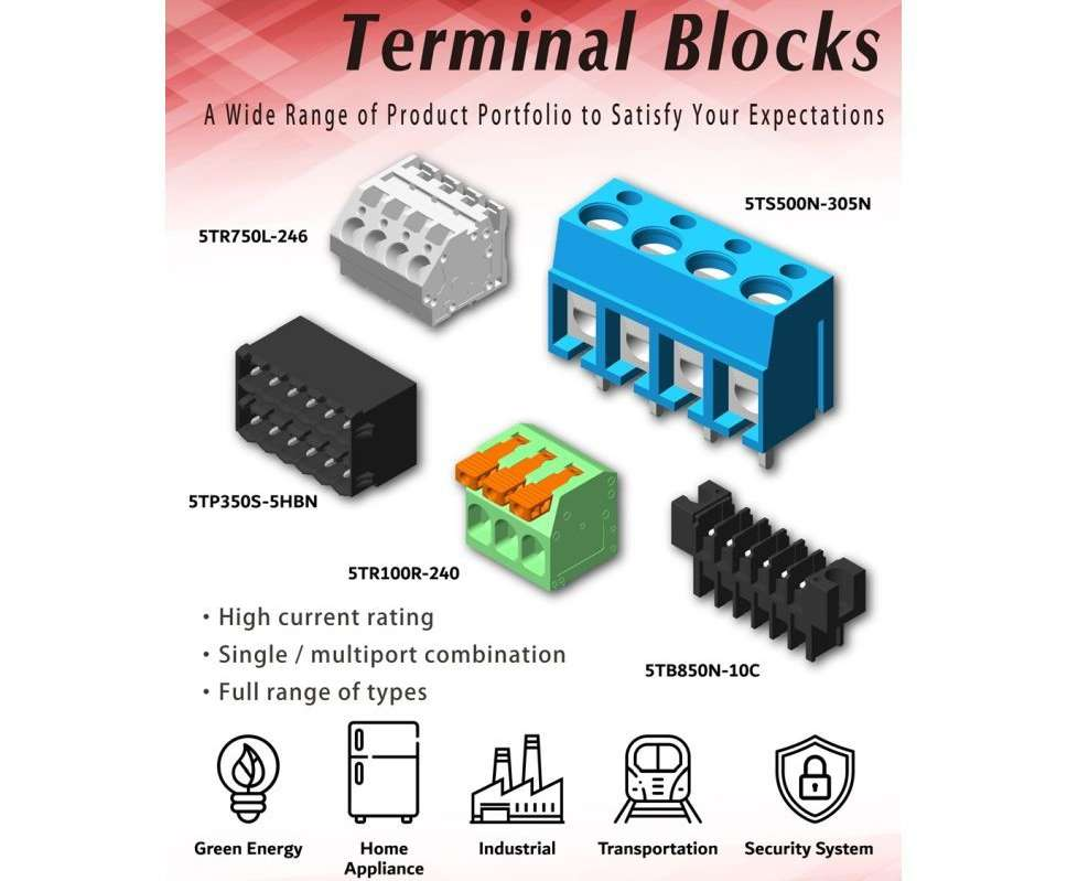 Amtek Terminal blocks
