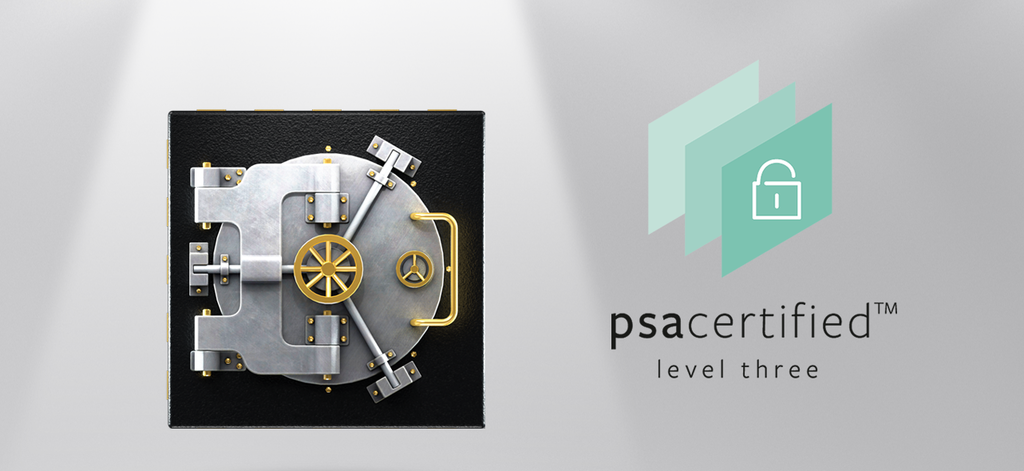 Silicon Labs Secure Vault Level3
