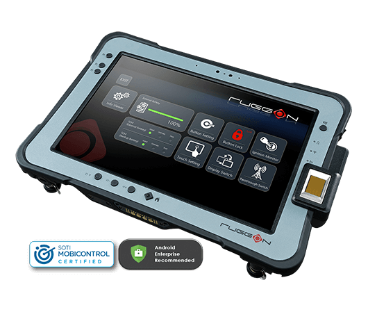 Ruggon PA501 rugged tablet