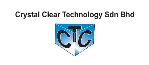 Crystal Clear Technology Logo